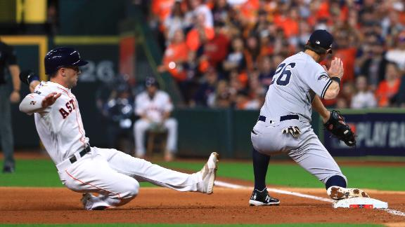 Judge throws Bregman out at 1st