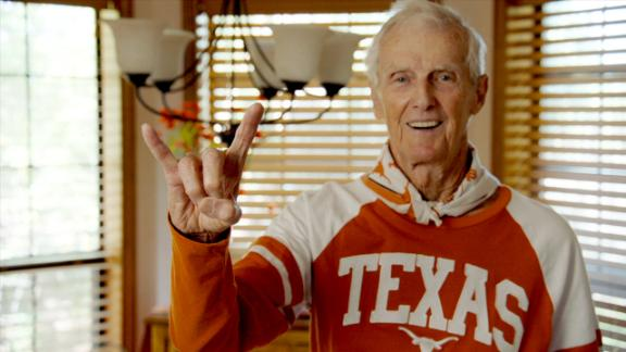 The story behind Texas' Hook 'em Horns