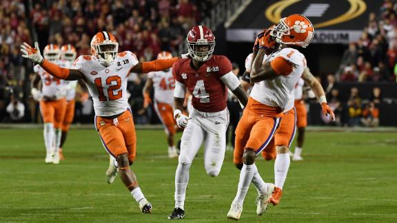TV's enormous role in the growth of college football