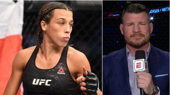 Bisping says Jedrzjczyk can be champion again
