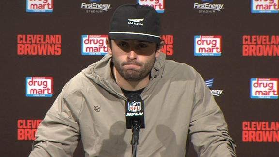 Mayfield criticizes refs, jokes about questions from reporters