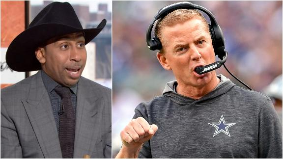 Stephen A.: Cowboys are in a world of trouble