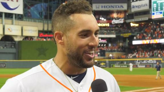 Springer ecstatic to get tough Game 2 win vs. Yankees