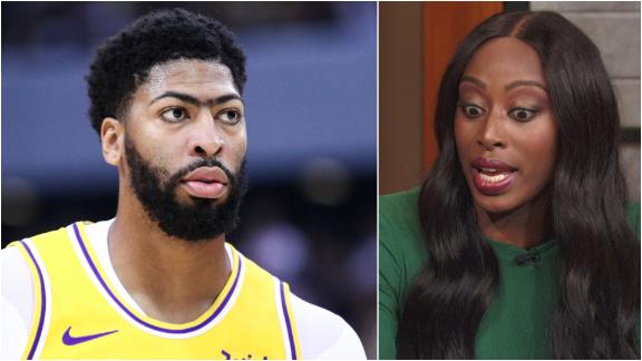 Ogwumike not concerned about AD's thumb injury