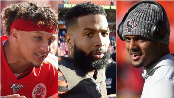 Run it back: Mahomes vs. Watson, Browns' loss headline Week 6