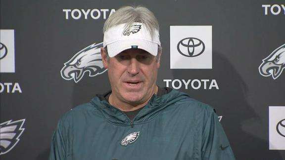 Pederson on beating the Cowboys: 'It starts with the coaches'