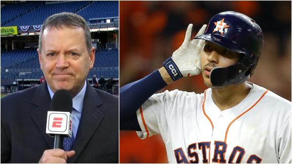 Olney: Astros may benefit from Game 4 being postponed