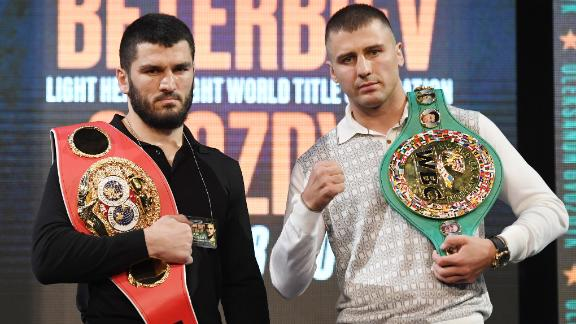 Beterbiev set to faceoff vs. Gvozdyk