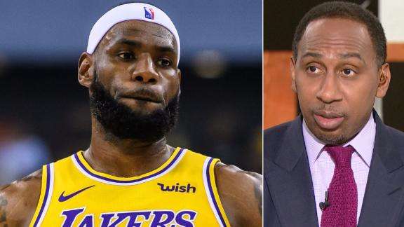 Stephen A.: LeBron is going to be a monster this season