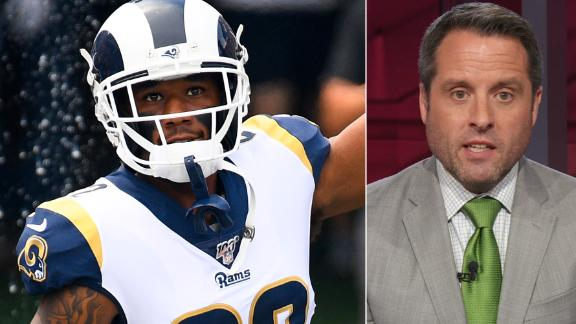 Graziano: Peters was never in Rams' long-term plans