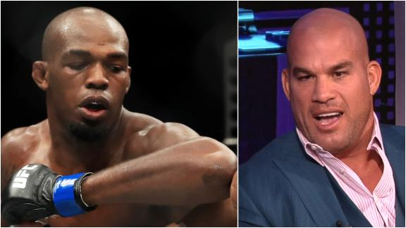 Ortiz: Jones and Cormier are 'both cheaters'