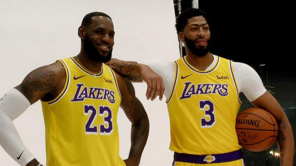 LeBron, AD and the Lakers' quest for a title