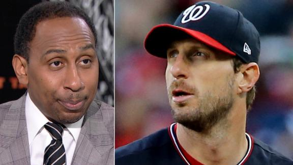 Stephen A.: Nats are finding life is better without Harper