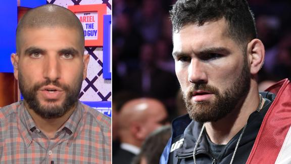 Helwani: If Weidman wins, he'll face Jones next