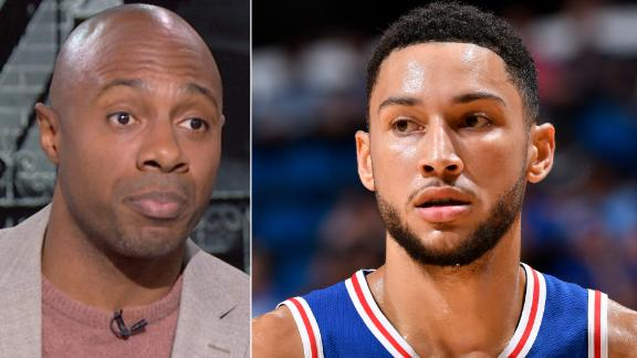Williams: Simmons could be in the MVP conversation this season