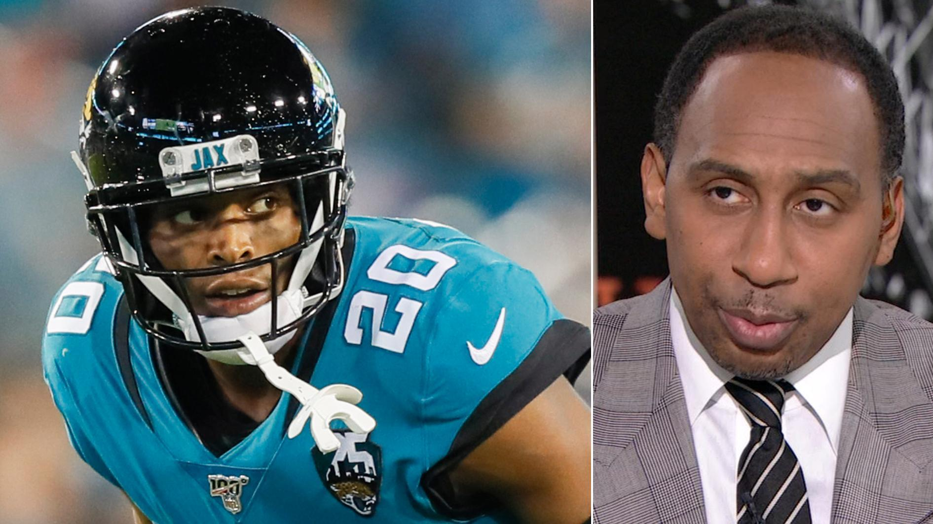 Stephen A.: Ramsey will not have big impact on Rams this year