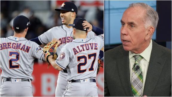 Kurkjian: Game 4 postponement benefits the Astros