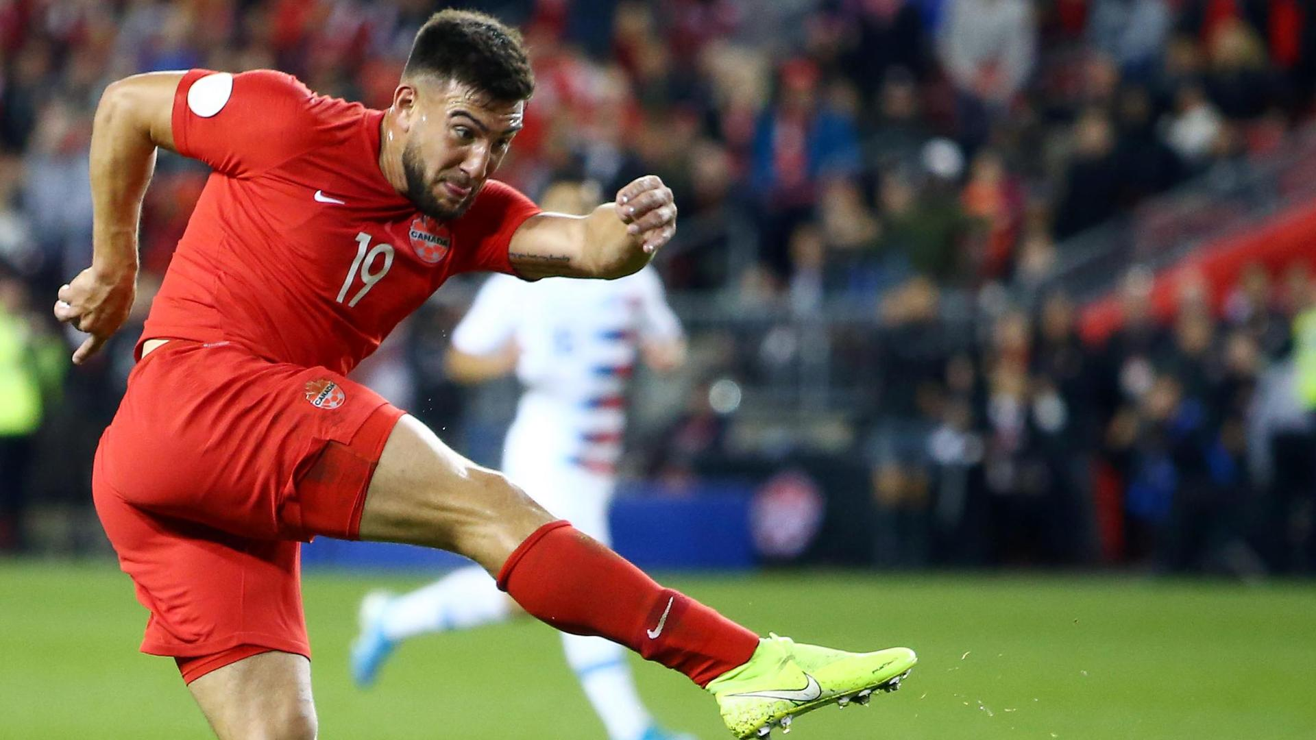 Cavallini adds to U.S. misery with second goal for Canada
