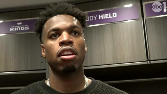 Hield: If contract doesn't get done, I'll look somewhere else