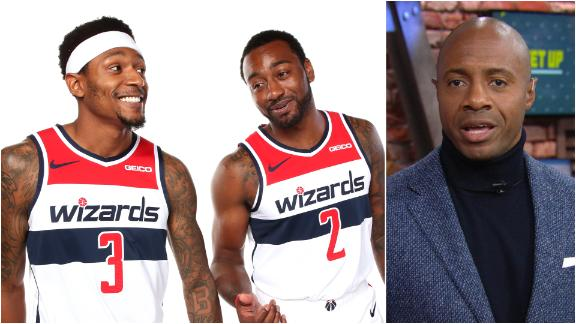 Williams: The East could be open for Wizards