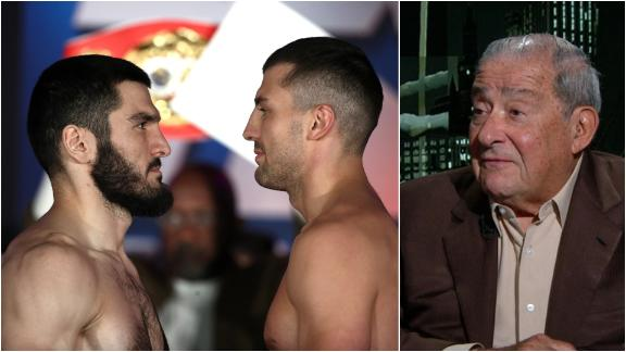 Arum: Beterbiev vs. Gvozdyk is the best fight in years