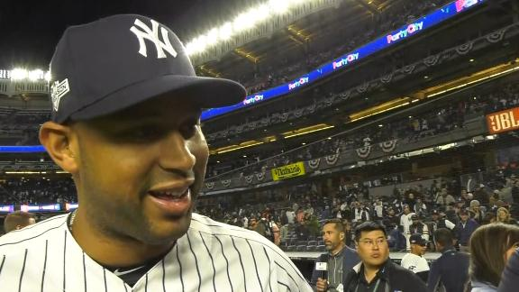 Hicks: Yanks wanted to throw 1st punch in Game 5