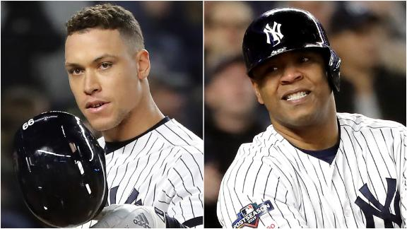 Yanks strand 10 runners in Game 4, go 0-for-7 with RISP