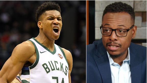 Pierce: NBA should be 'terrified' of the Bucks