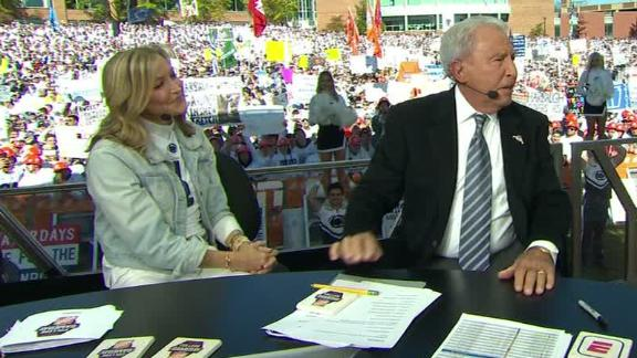 Corso's Pick: Michigan vs. Penn State