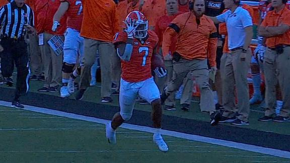 OSU's Brown sheds defenders to score 68-yard TD