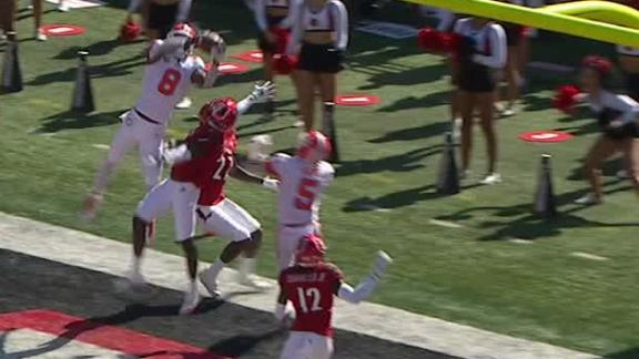 Ross makes incredible TD grab for Clemson