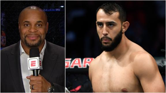 Cormier: Reyes' size could cause Jones issues