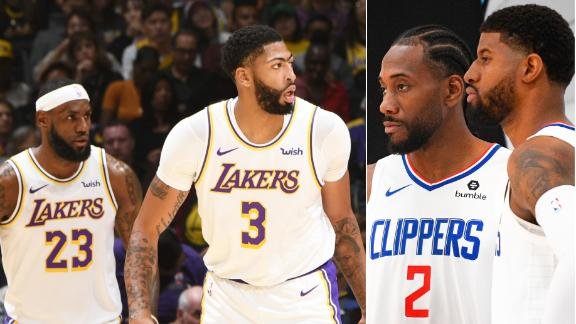 Lakers, Clippers set to start a new chapter in Battle for L.A.