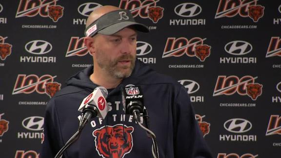 Nagy still committed to Trubisky