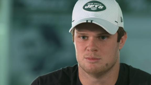 Darnold thought mono diagnosis was a joke at first