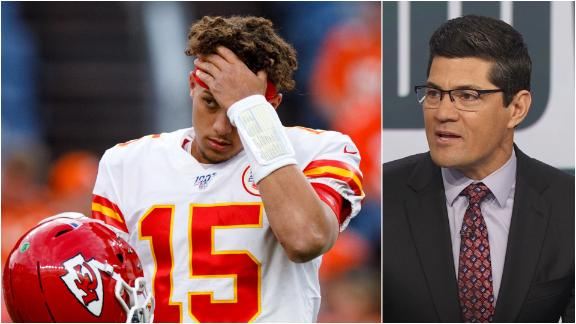 Could Mahomes' absence actually benefit the Chiefs?