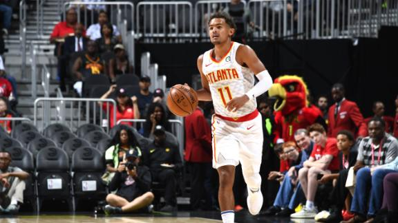 Trae Young diary: 'Next season, the Atlanta Hawks will surprise everybody'