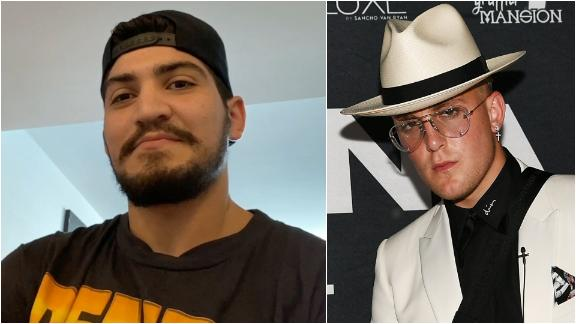 Dillon Danis: I got offered $4-5 million to box Jake Paul