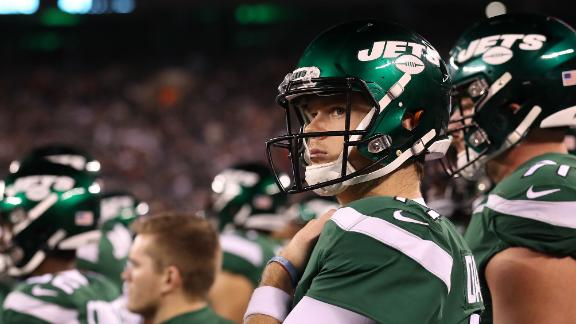 Darnold turns the ball over 5 times in loss