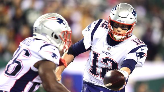 Patriots use dominant 1st half to defeat Jets