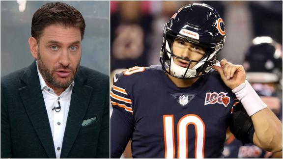 Greenberg: No chance Bears trade for a QB