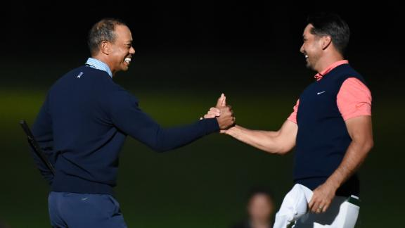 Day tops Tiger at Japan Skins event