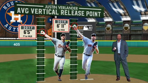 What has contributed to Verlander's success in Houston?