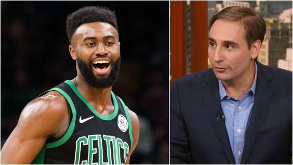 Lowe is surprised at how much the Celtics paid Brown