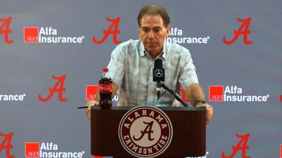 Saban: Tua's surgery was successful