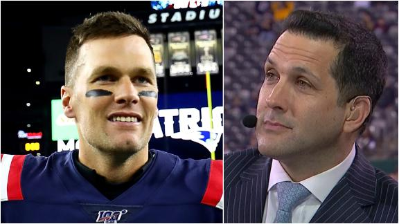 Schefter suggests Brady is setting up to leave the Pats