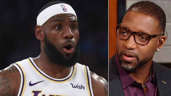 McGrady: Lakers fans will be disappointed at season's end
