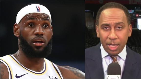 Stephen A.: Lakers should still be favorites over Clippers