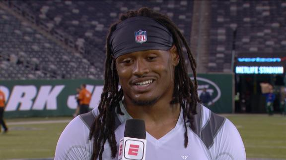 Hightower humbled by defense's performance vs. Jets