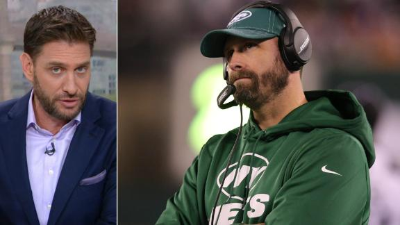 Greeny believes Gase will be one-and-done with Jets